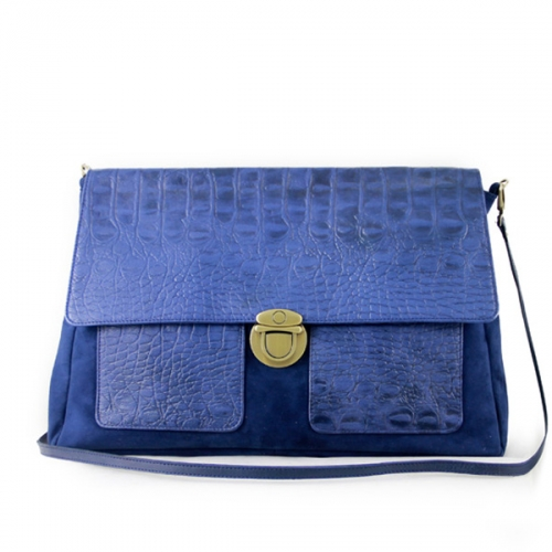 Kate Pocket Blue