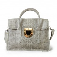 Eve Croco Grey