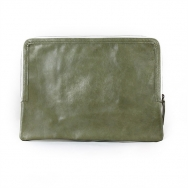 The Cover Maxiclutch - Laptop Sleeve Olive