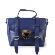 The Mini Backpack Blue