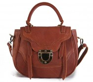 Thelma L Vintage Brown