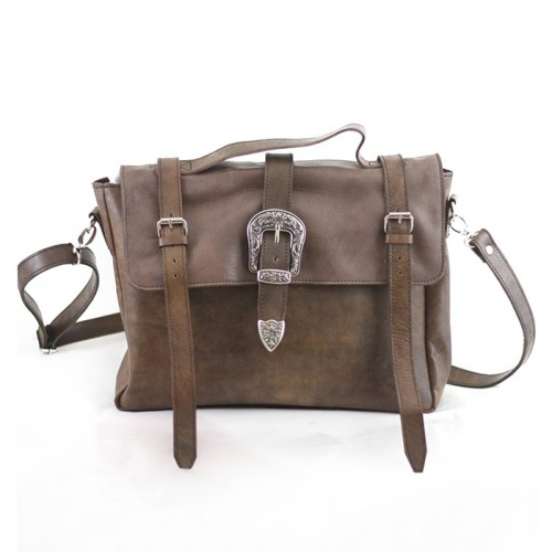 Brando  Satchel Chocolate