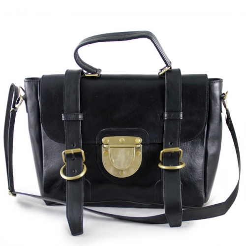 The Mini Backpack Black