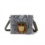Marlenne Mini Python Natural May Pre-order