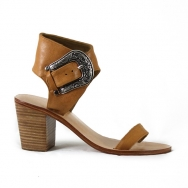Thierry Heel Tan Brown