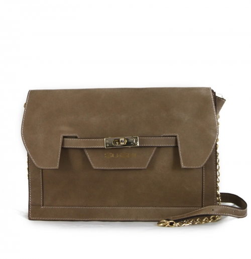 Electra Clutch Camel - Limited Edition