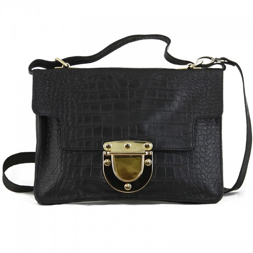 Hilda Croco Black