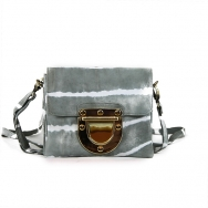 Marlenne Mini Tie-Dye Grey