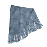 Wanderlust Scarf Washed Blue