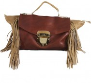 Dakota L Bi Vintage Brown-Camel