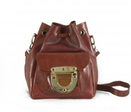 West Village Mini Vintage Brown