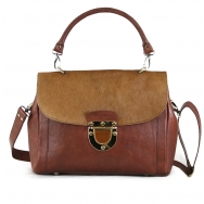 Ava Calf Chocolate-Brown
