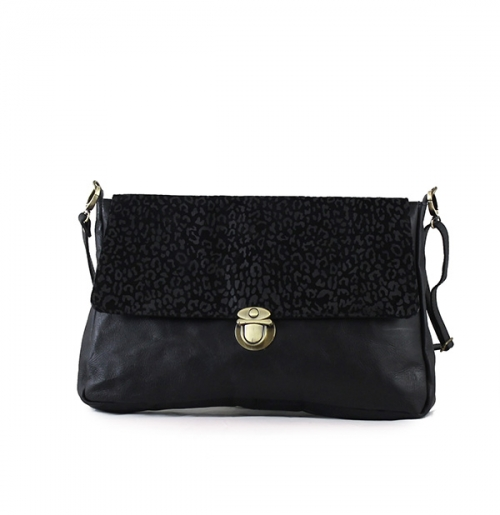 Kate Black Leo Suede