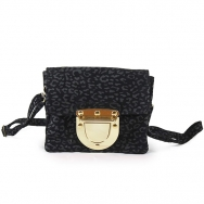 Marlenne Mini Black Leo