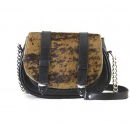 Tasha Mini Brindle Black