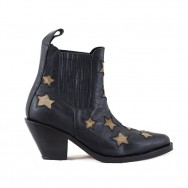 Vegas Boot Black