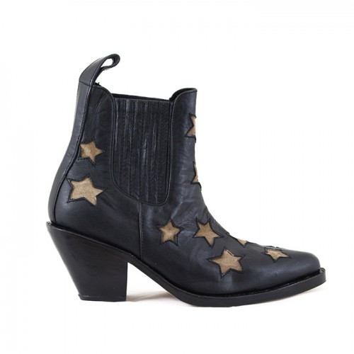 Vegas Boot Black Desert