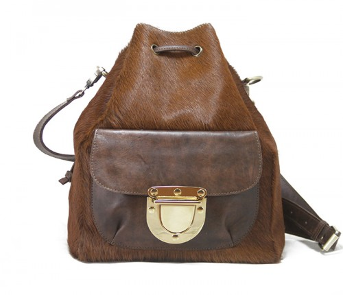 West Village Calf Brown