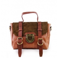 The Mini Lux Vintage Brown