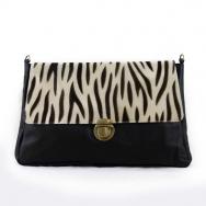 Kate Zebra Black