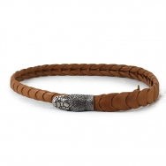 Lenny Snake Light Brown