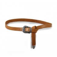 Thierry BOYFRIEND Belt Camel-Tan
