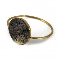1001 NIGHTS ROUND Bangle