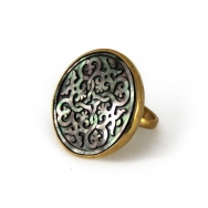 1001 NIGHTS ROUND RING