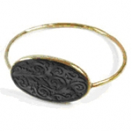 1001 NIGHTS OVAL  Bangle