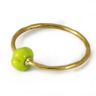 Blossom Bangle Lime